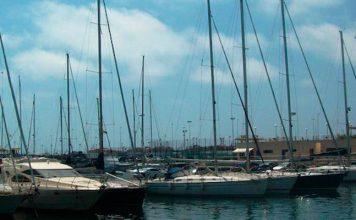 Puerto deportivo de Castellon