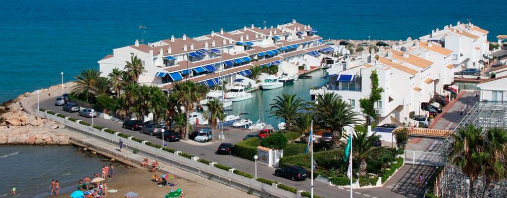 Puerto deportivo las Fuentes de Alcossebre