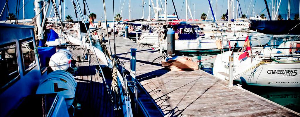puerto deportivo burriananova