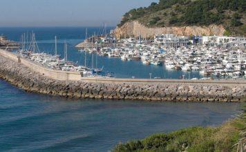 puerto deportivo de oropesa del mar