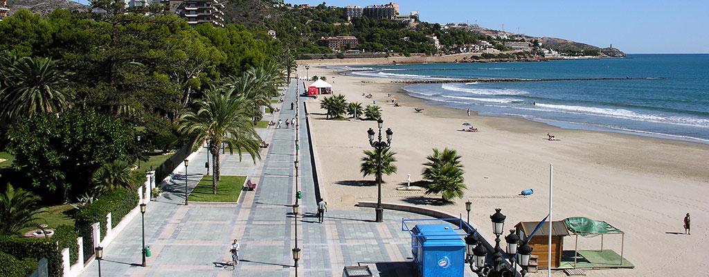 Playa Almadraba Benicassim