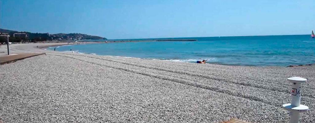 Playa Els Terrers, Benicássim