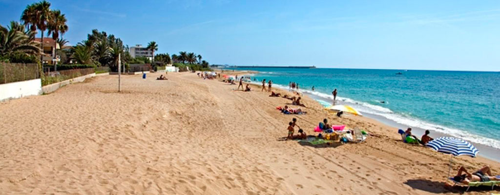 Playa La Caracola Benicarló