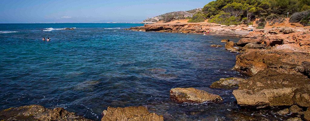 Playa La Renegá oropesa