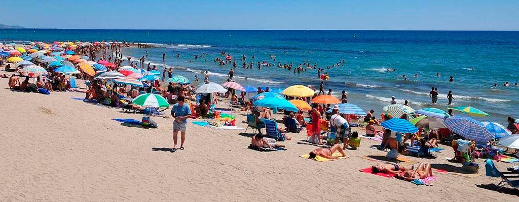 Playa Morro de Gos Oropesa