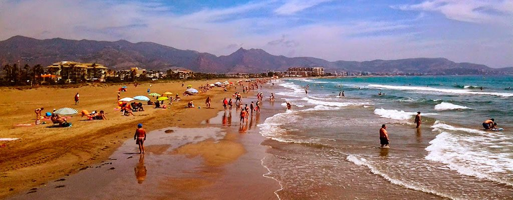 Playa Serradal Castellon