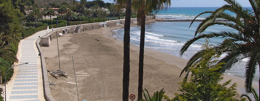 Playa de Platgetes de Bellver