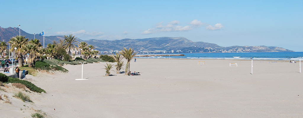 Playa del Gurugú