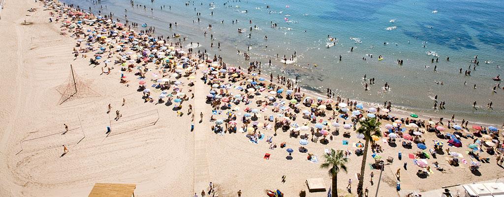 Playa del Morrongo Benicarló