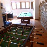 Sala de Juegos en casa Rural