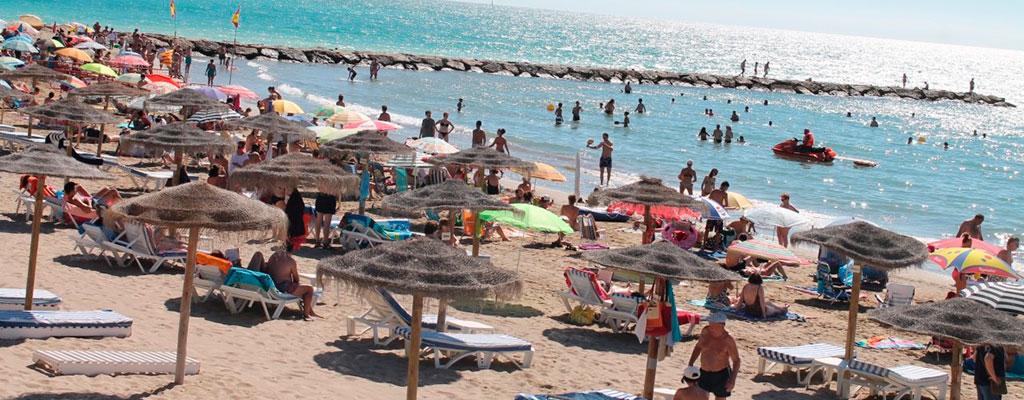 Playa Heliópolis Benicassim