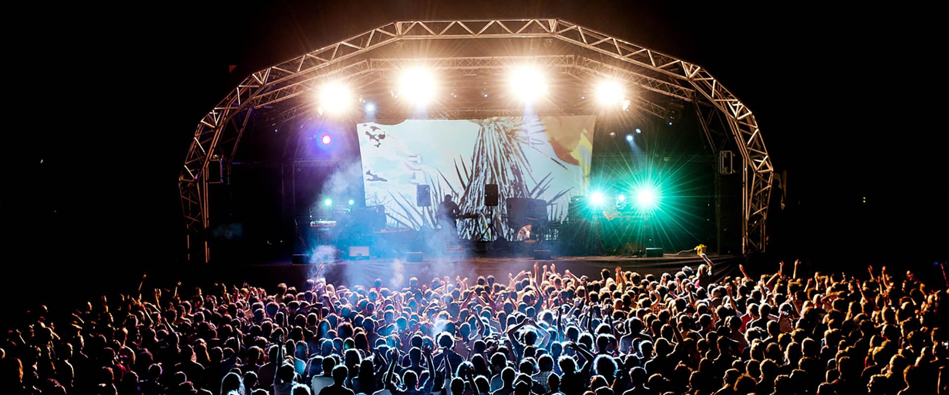Benicassim festivales todo el Año