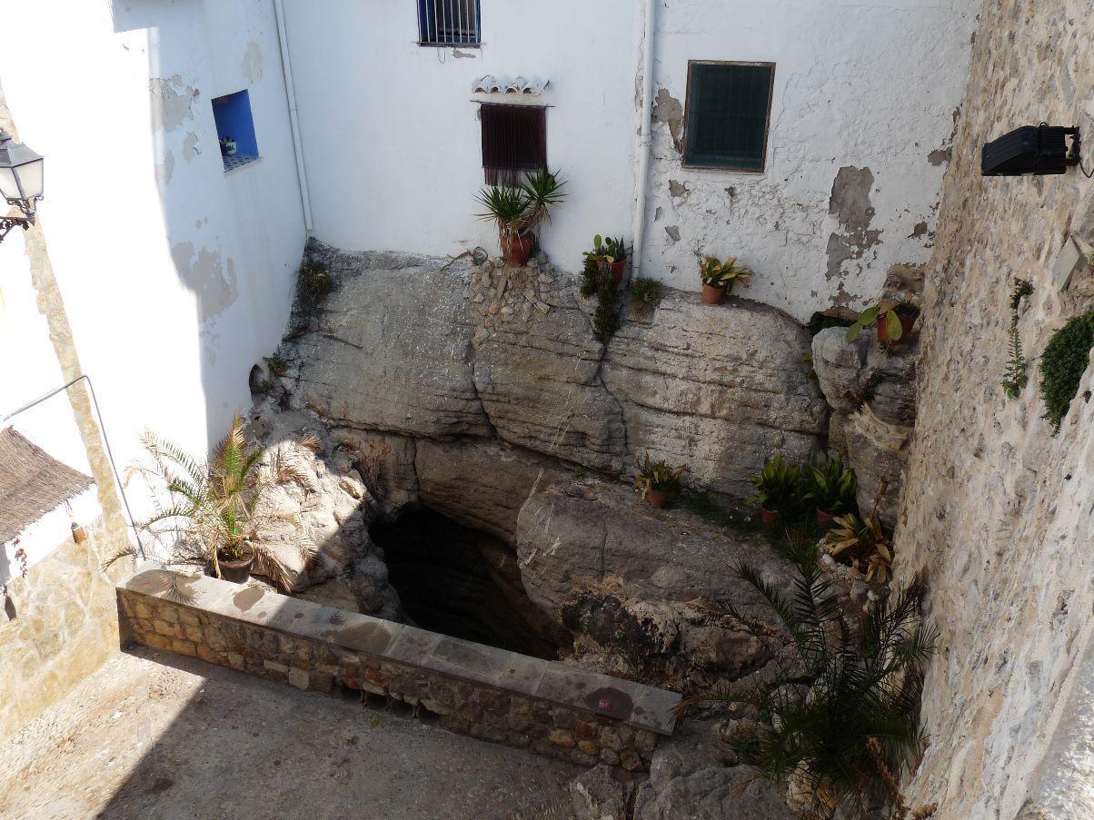 El Bufador de Peñíscola, un ricón mágico junto al Castillo del Papa Luna