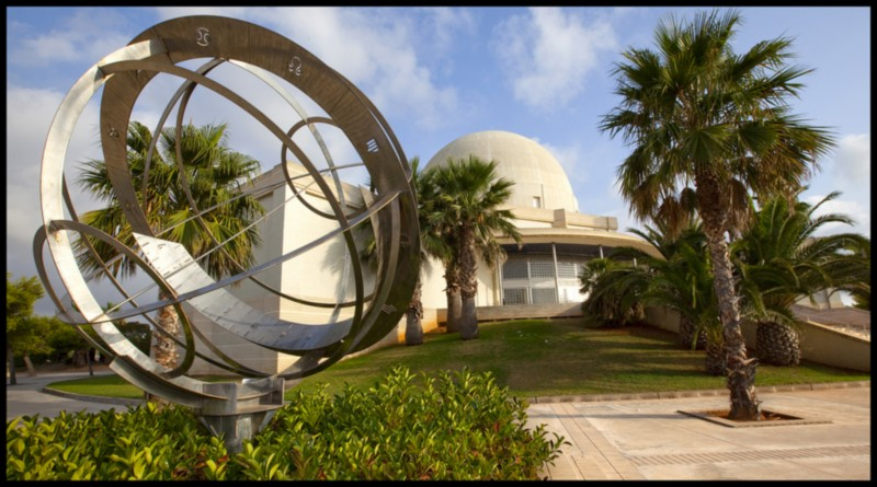 El Planetario del Grao de Castellón pone las estrellas a tu alcance