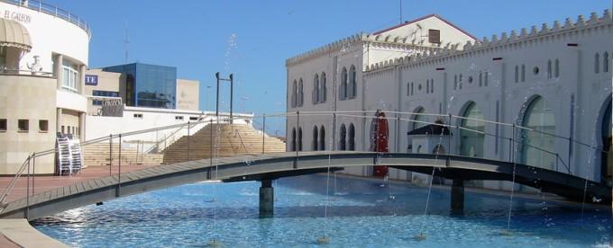 La Plaza del Mar, el centro del Grao de Castellón