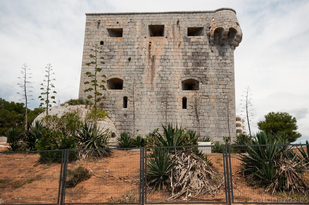 Descubre la Torre del Rey en Oropesa del Mar