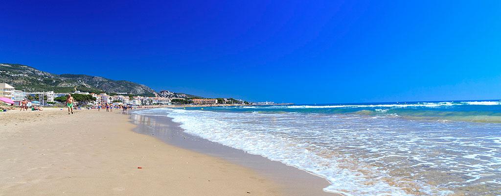 Playa del Carregador, Alcocebre