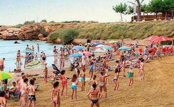 Playa del Clot, Vinaroz