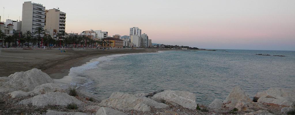 Playa del Fortí, Vinaroz