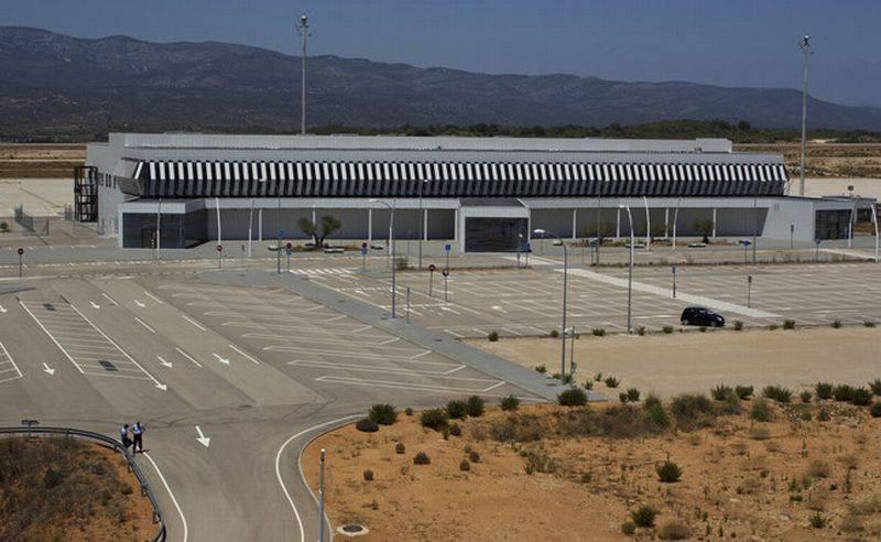 Aeropuerto de Castellón: Nuevas rutas entre Castellón y Sofía