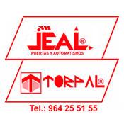 Puertas Jeal Torpal Castellon