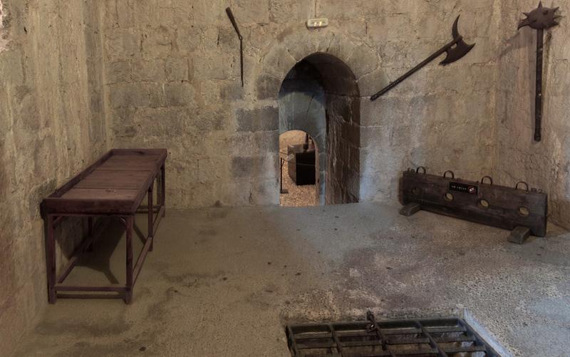 Castillo Peñiscola Armas