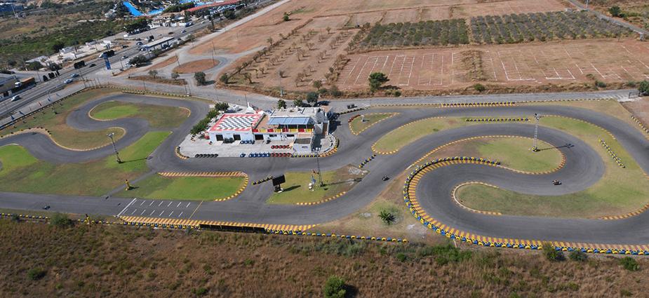 Circuito karts Benicassim