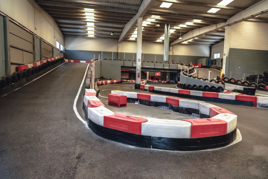 Karting indoor Castellon Circuito