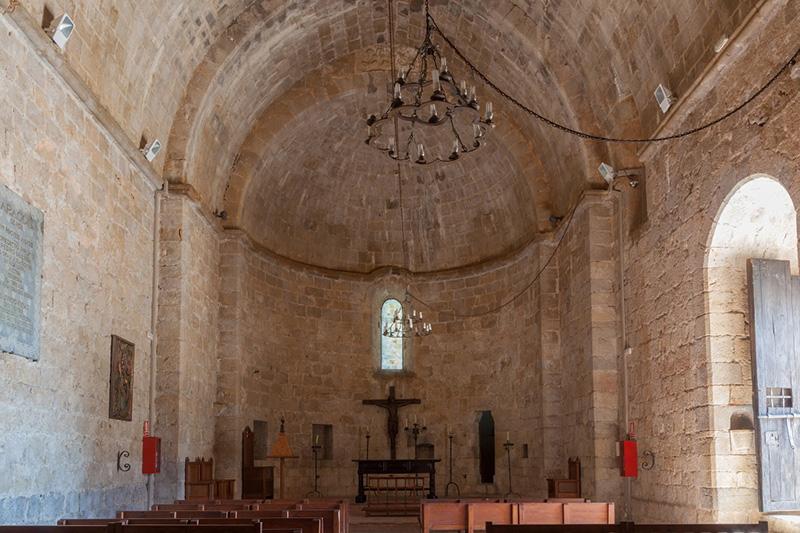 Resultado de imagen de castillo peñiscola interior