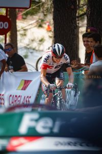 La vuelta Ciclista España Castellón de la Plana
