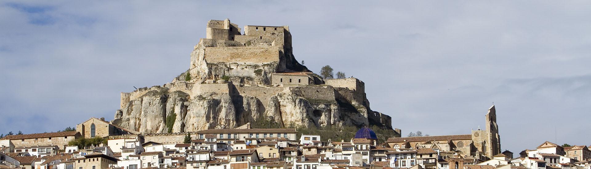 Visitar el Castillo de Morella