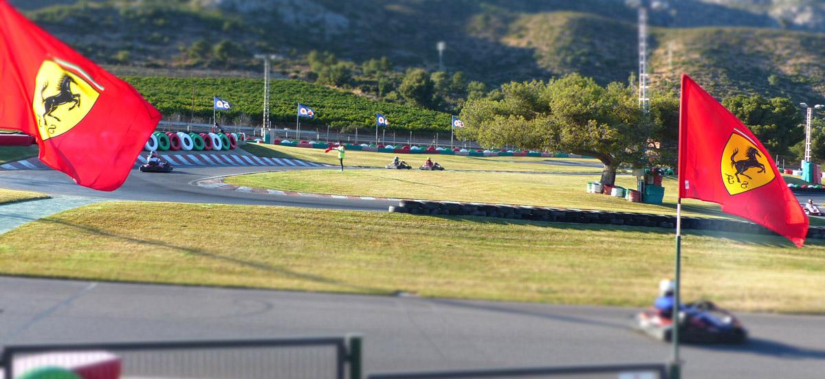 Circuito de Karts Oropesa