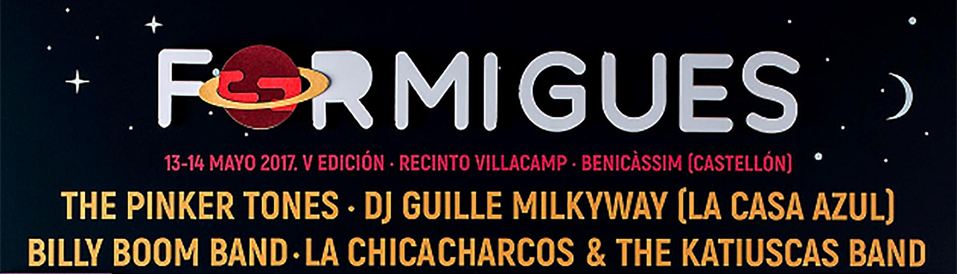 Festivales para niños, llega el Formigues festival