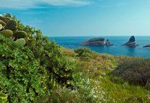 Paraje natural islas columbretes