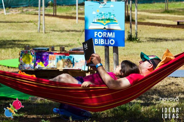 Biblioteca Formigues Festival