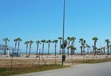 Playa Malvarosa Burriana