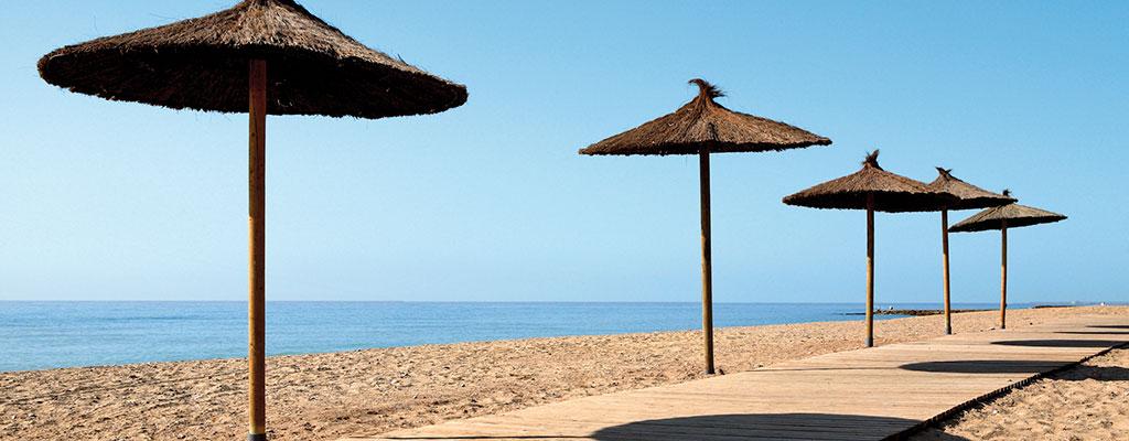 Playa de Masbó