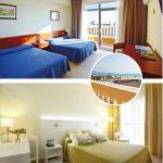 Habitacion hotel Golf Castellón