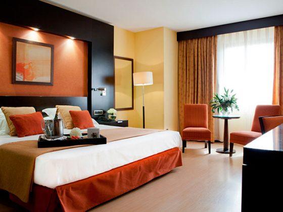 Hotel Intur Castellon Habitacion