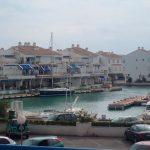 Puerto deportivo Las fuentes de Alcocebre