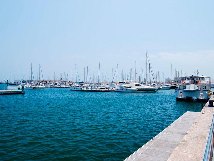Puerto deportivo Castellón