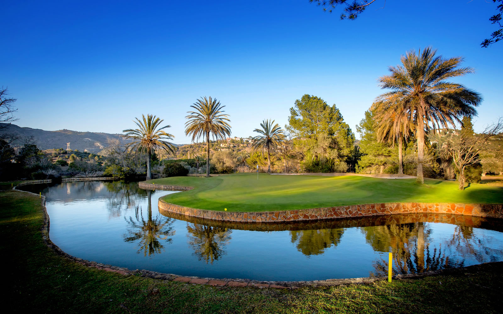 CAmpo de golf del Mediterraneo Castellón