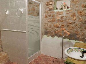 casa rural la solera baño