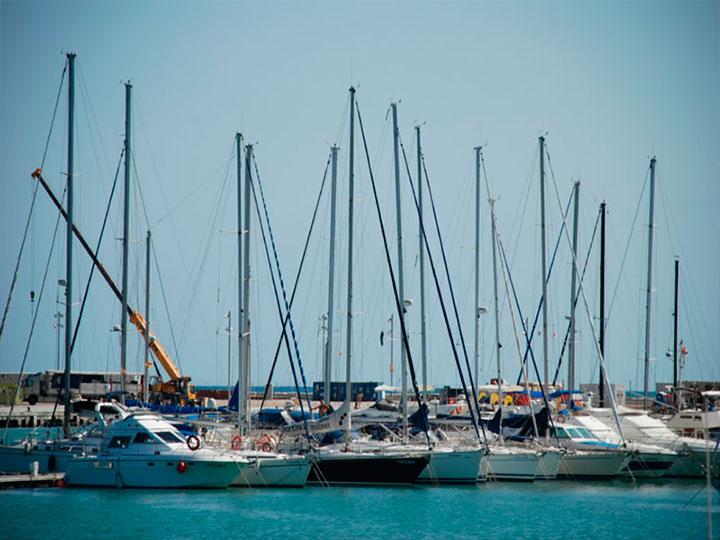 club nautico en vinaroz