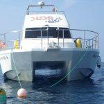 Excursión Columbretes Barracuda