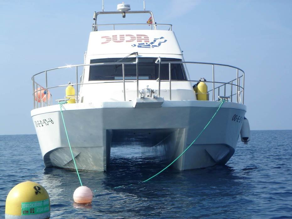 Excursión Islas Columbretes con el Barracuda