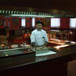 Gran hotel Peñiscola cocina en vivo