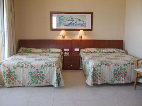 Gran hotel Peñiscola habitacion media