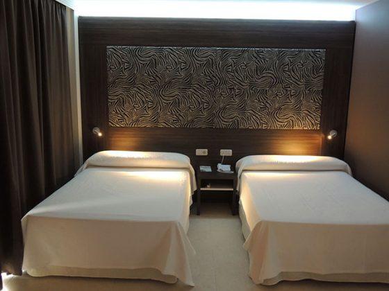 Gran hotel Peñiscola mini suite