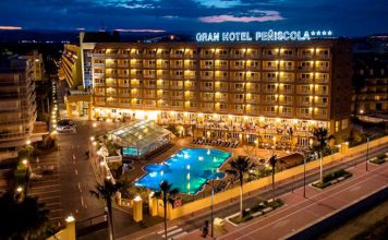 Gran Hotel de Peñíscola ****